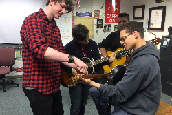 Guitar Club Advice