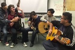 Guitar Club Jamming