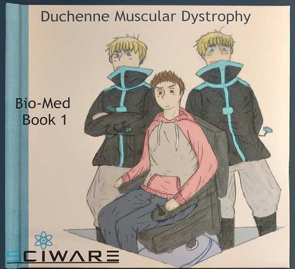Duchenne Muscular Dystrophy Graphic Novel