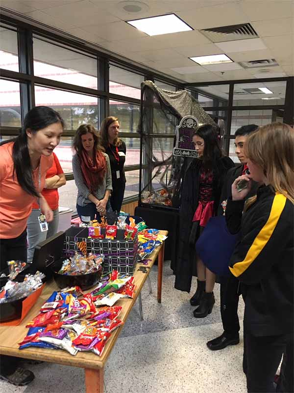Halloween Candy Sale