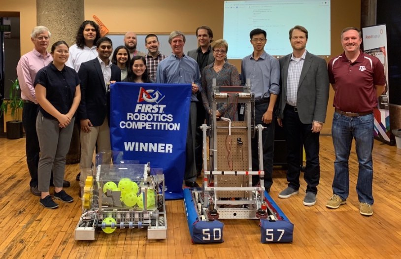 Robobusters Awarded 3000 Grant