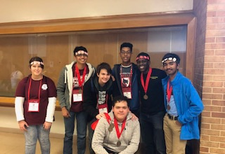 Academic Decathlon Advances To Regional Competition