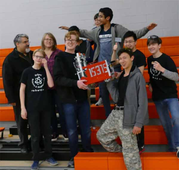 Ftc North Texas Regional Championship Iron Star
