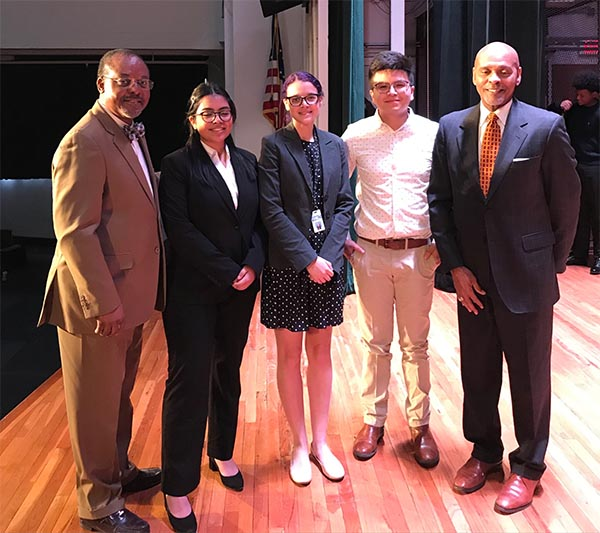 Roland Parrish Scholarship Debate