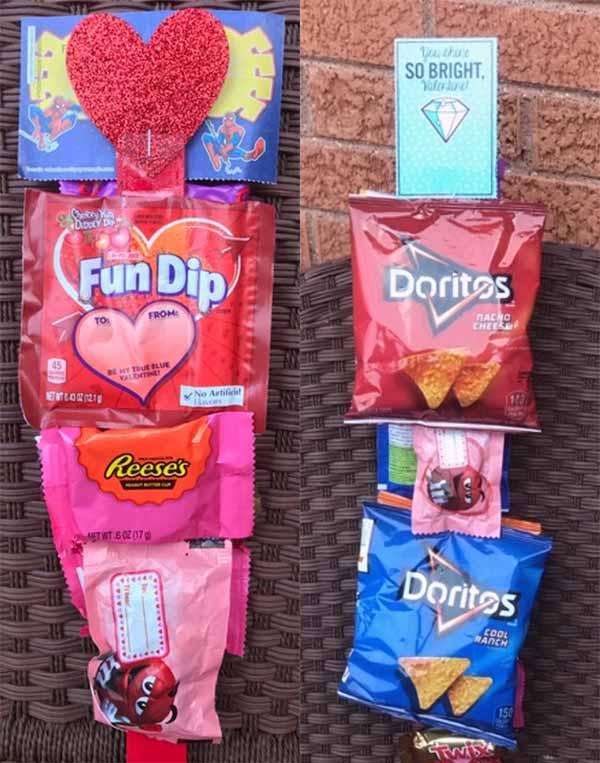 Valentine's Candy Sales