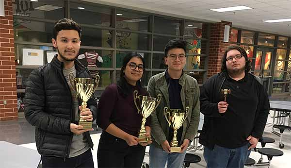 Dallas Urban Debate Alliance Fall City Championship 02