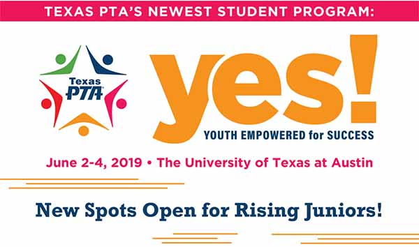 Texas Pta Yes Program