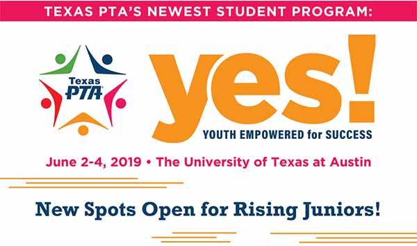 Texas Pta Yes Program