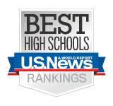 Best High Schools Us News Ranking Logo