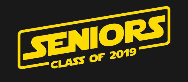 Seniors Class Of 2019 Banner