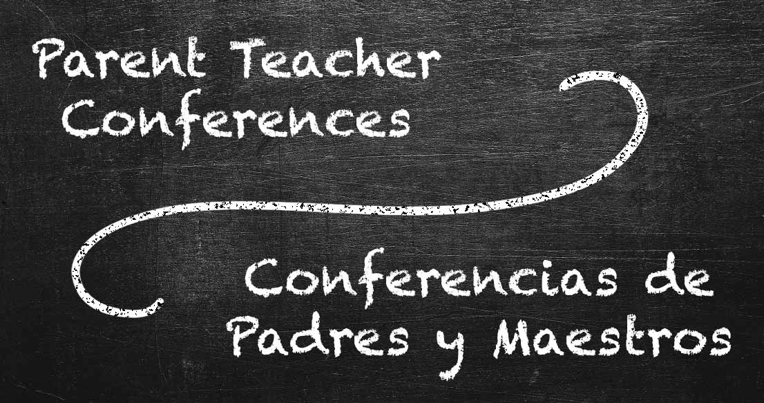 Parent Teacher Conferences Banner