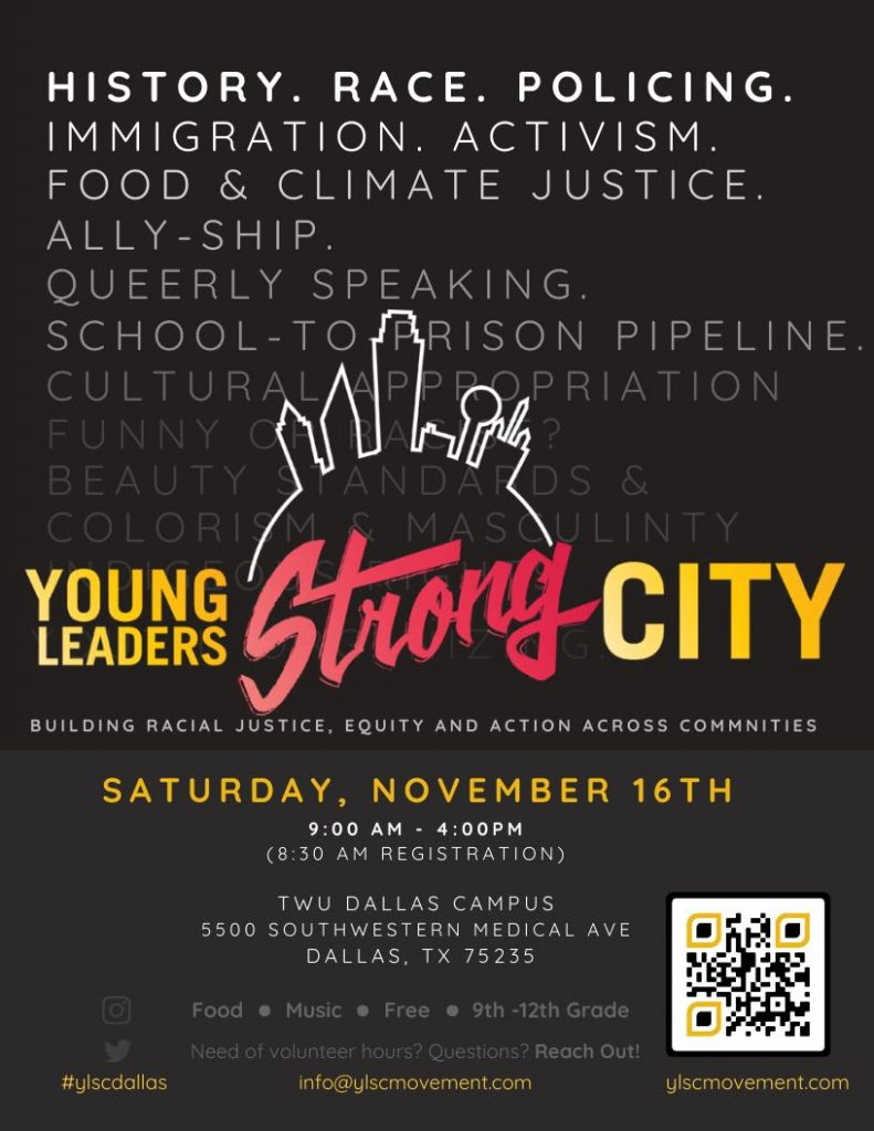Young Leaders Strong City Flyer