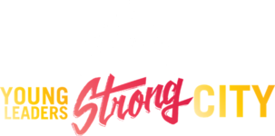 Young Leaders Strong City Logo