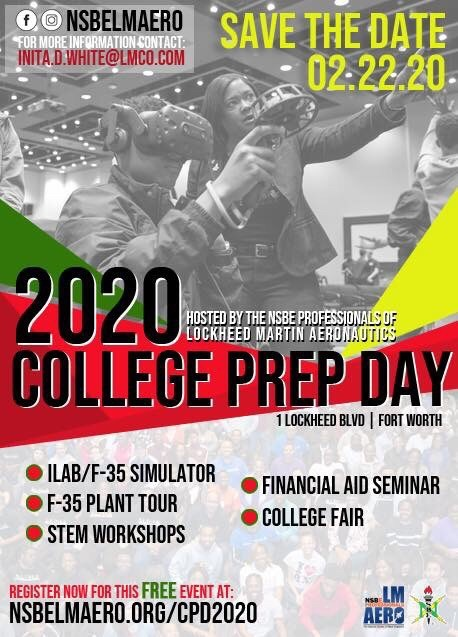 2020 Lockheed College Prep Day
