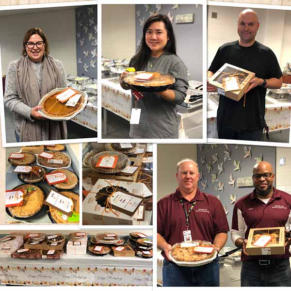 Thanksgiving Teacher Lunch 2019 2