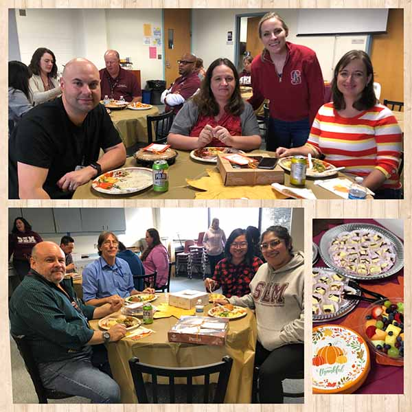 Thanksgiving Teacher Lunch 2019 5
