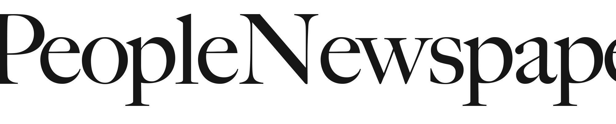 People Newspapers Logo