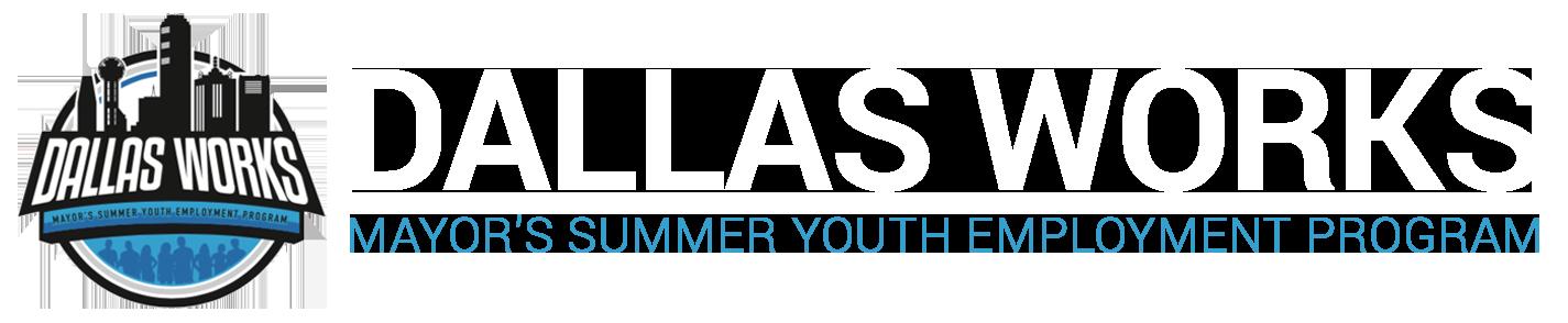 Dallas Works Banner