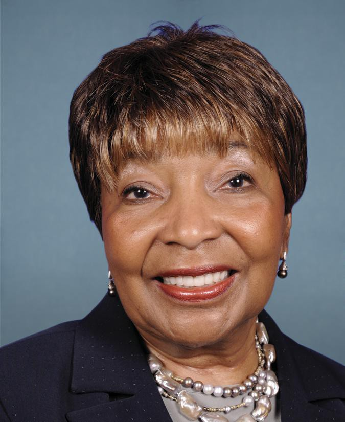 Congresswoman Johnson